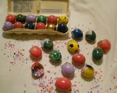 CASCARONES, Confetti Eggs 3 Dozen - Fiesta, Party, Easter Eggs FUN