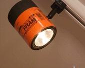 Oil filter Track light / Track head