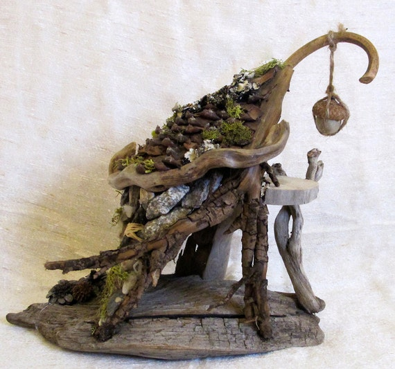Nature Fairy House