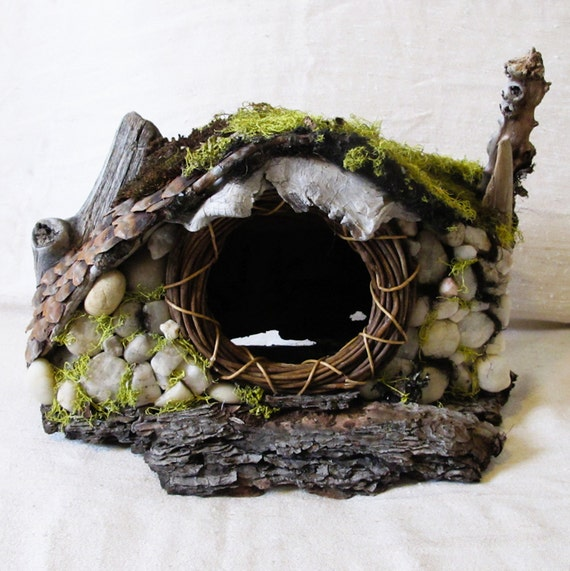 Nature Hobbit House