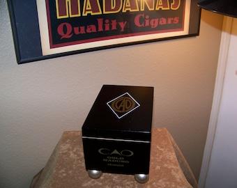 CAO Cigar Box Jewelry / Trinket Box