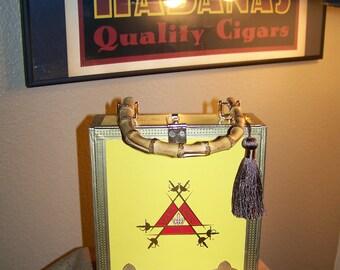 Montecristo Cigar Box Purse