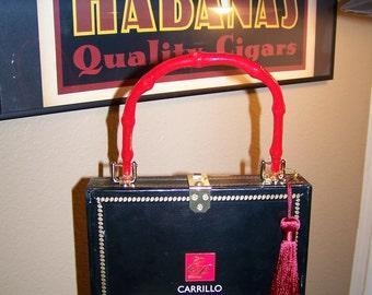 Ernesto Perez-Carrillo Cigar Box Purse
