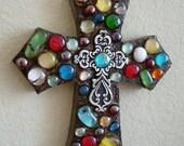 Colorful Wall Cross