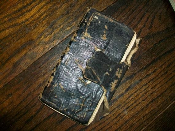 Reserved 1864 Civil War Diary Private Calvin Sterrett Co. C 60th Regiment OVI Ohio