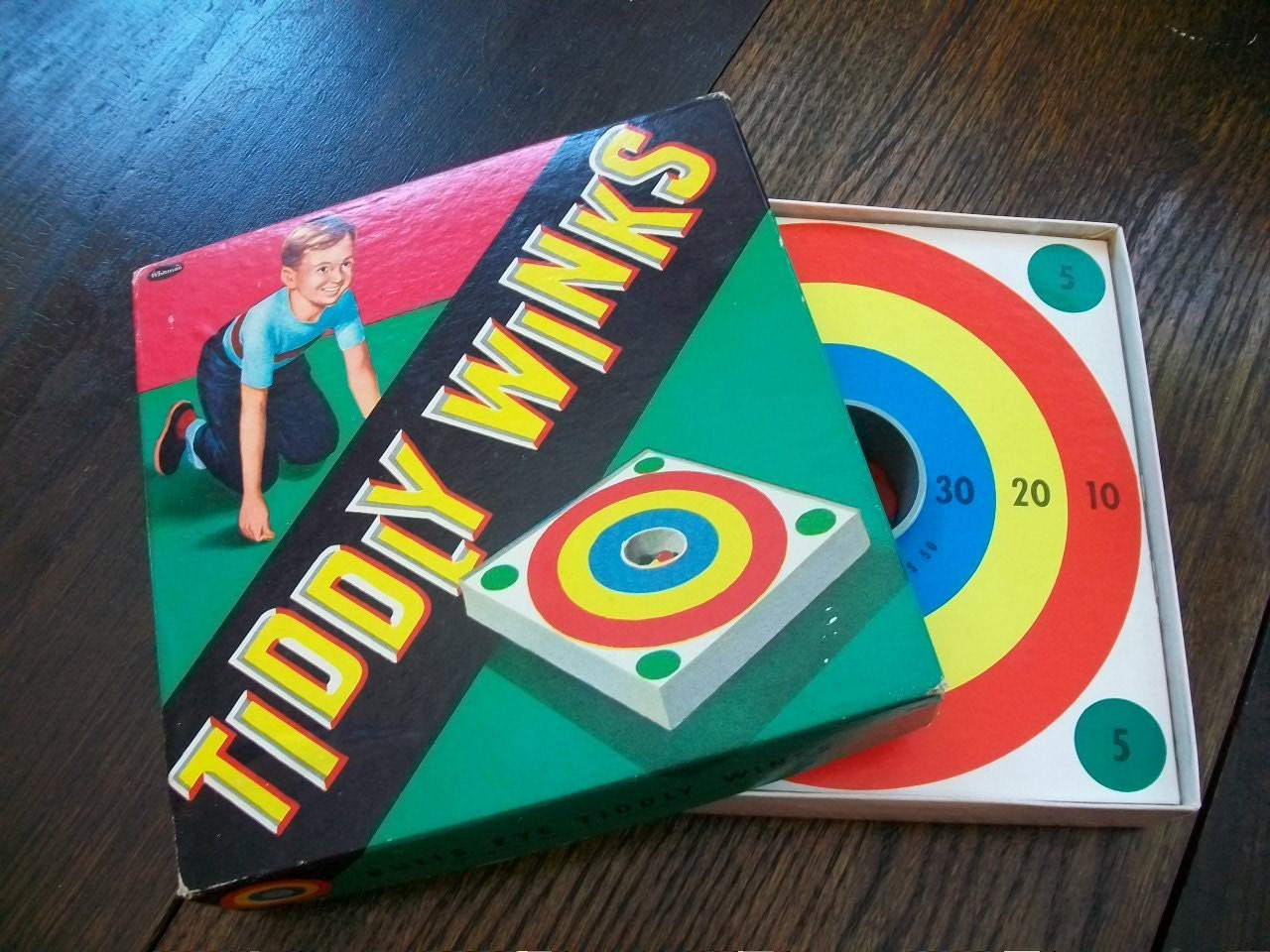Toys For Games : S tiddly winks game toy