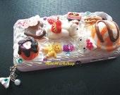 Sweet Deco lovely Bear iPhone 4 case