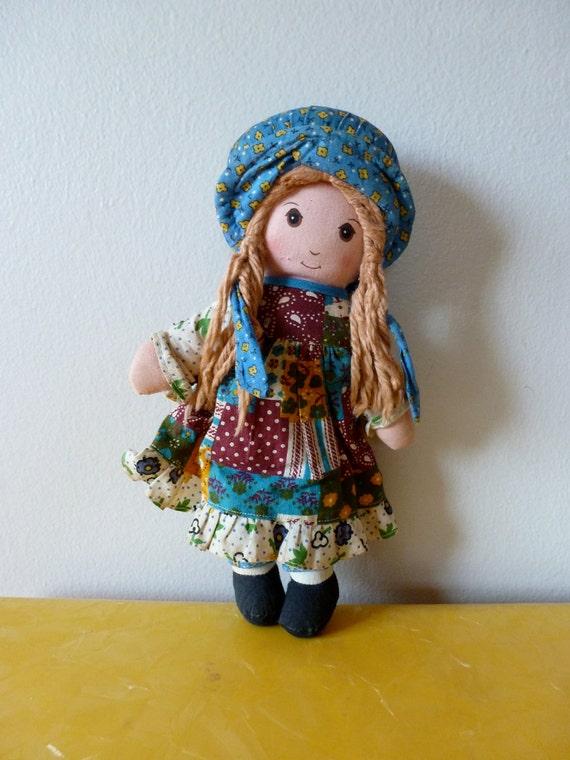70's Holly Hobbie Doll