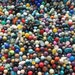 Ultimate beads mix: gemstones, shell & glass beads originally 5.25 now only 4.00