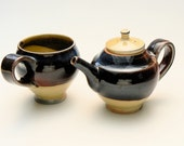 one cup tea set