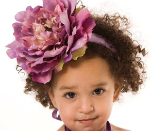 Sugar Berry Headband: Fits toddler to adult