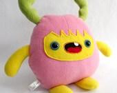 SALE:  Moozi Moose - Monchi Monster Plush Toy