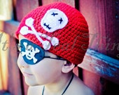 ON SALE!  Made to Order Skull Beanie