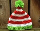 Pointy Elf Hat Crochet Pattern