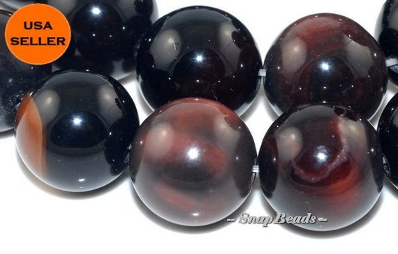 Mix Berries Agate Gemstone Round 14MM  Loose Beads 15.8 inch Full Strand (90165017-13)