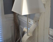 SALE: Architectural Corbel Table Lamps