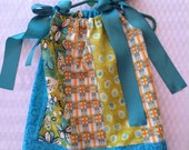 Toddler size 1 pillowcase dress