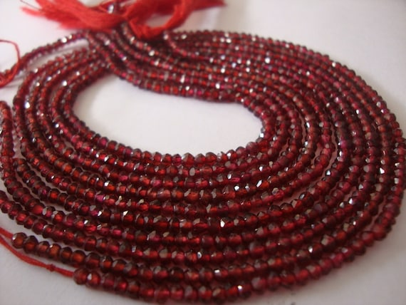garnet mozambique garnet wholesale lot size 2 4 mm