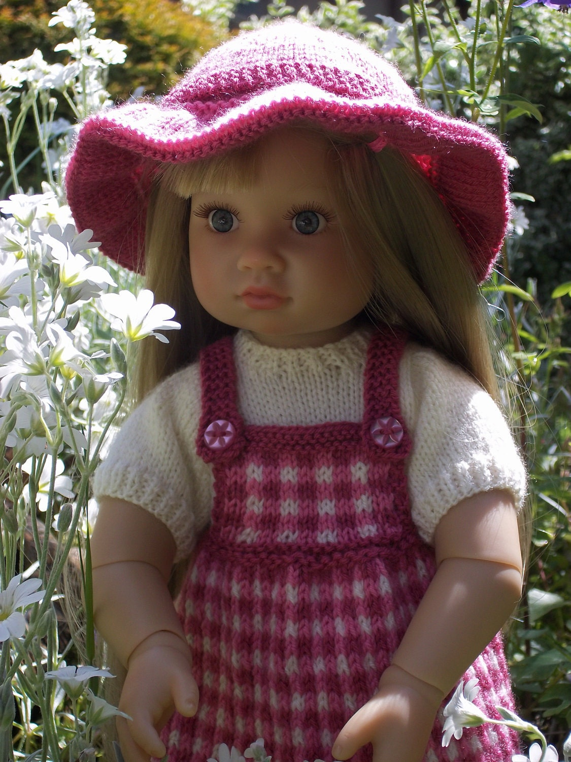 Knit Doll Clothes Pattern Free images