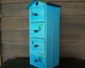 Blue Berry Dresser