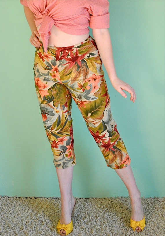 Cigarette Pants For Rockabilly Pinup Girls Vintage By