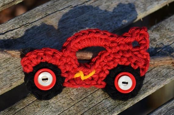 Crochet Rideau Cing Car 28 Images Crochet Race Car Quot