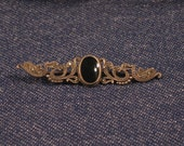 Antique Marcasite Pin, Womens Jewelry, Victorian Brooch, Ladies