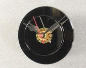 Hard Drive Disc Wall Clock, Geekery, Clocks by DanO