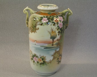 Nippon Vase,  Home Decor
