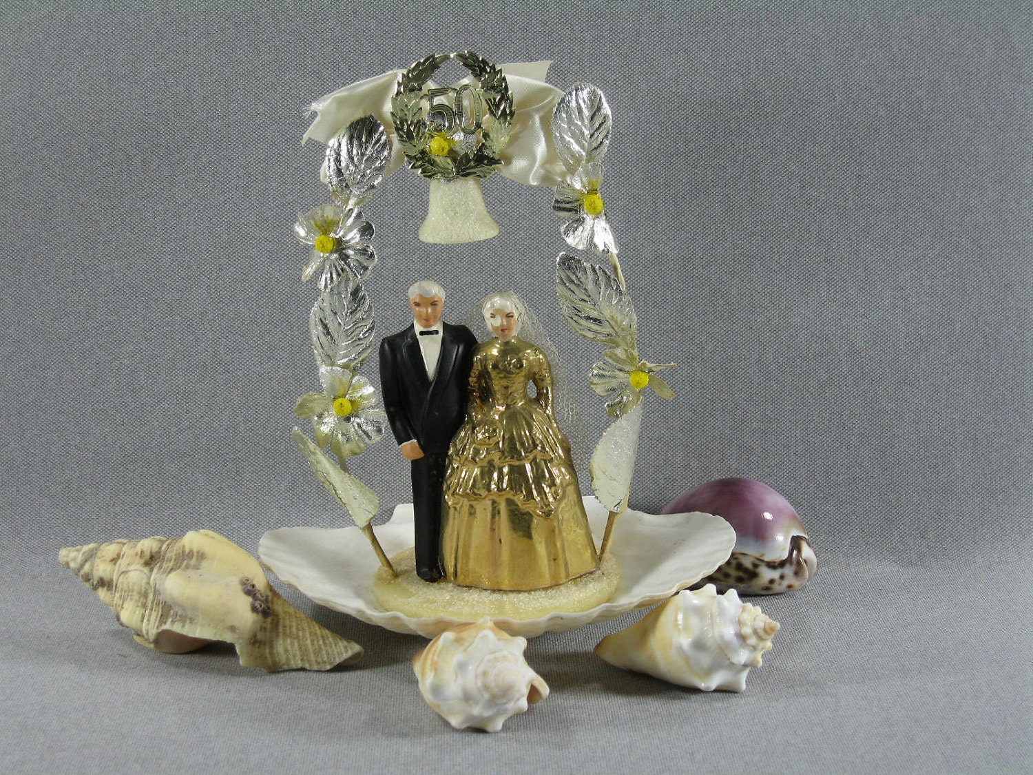 Pin Pin Blissfully Sweet Golden 50th Wedding Anniversary