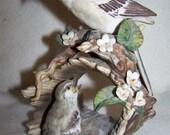 Masterpiece Mocking Bird a HOMCO Figurine