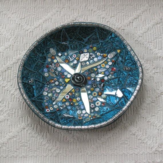 Mosaic Art Plate
