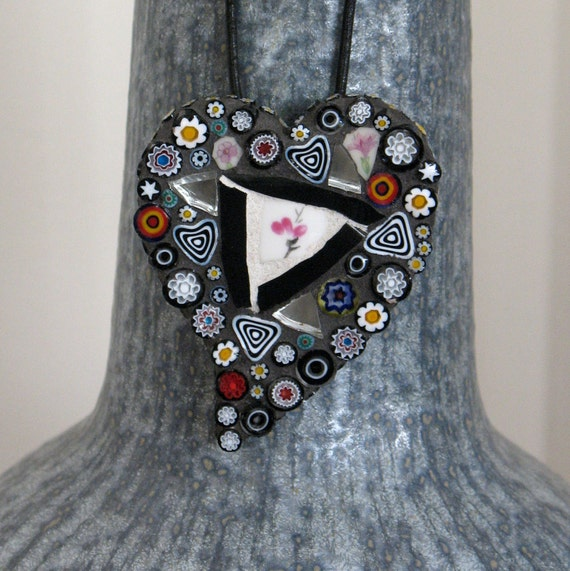 Heart Necklace by Chris Zonta
