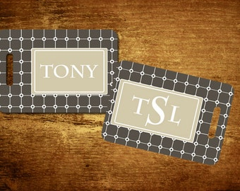 Links Personalized Bag/Luggage Tag