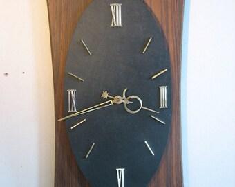 Mid Century Modern 1950's, 1960's wall clock