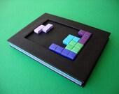 Tetris Handmade Notebook