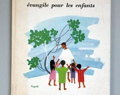 Evangile pour les enfants illustrated by Napoli