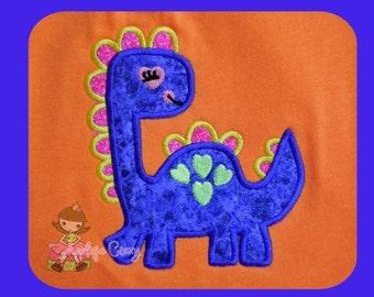 Momma Dino Applique design
