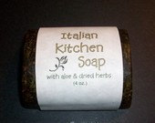 Handmade Italian Kitchen Soap