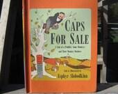 """Vintage 60's """"Caps for Sale"""""""