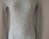 Handmade tunic sweater size 10-14/ M-L
