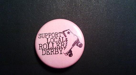 Support Roller Derby