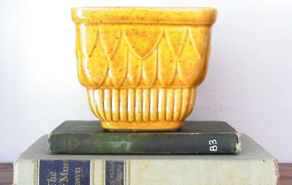 Haeger Pottery Planter