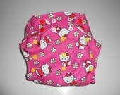 Trim One Size Hello Kitty Fabric Pocket Diaper