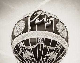 Paris Hotel Hot Air Ballon in Las Vegas, NV