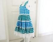 Children's Sewing Pattern Dress, INSTANT DOWNLOAD, Girl's Dress Pattern, Pdf Pattern, Kids Dress Sewing Pattern