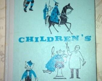 Vintage Children's Book (1960)