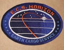 Enterprise E.C.S. Horizon Patch Prop