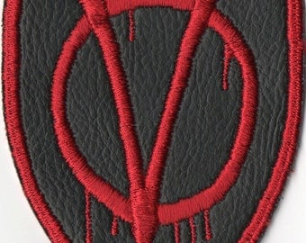 V For Vendetta Patch