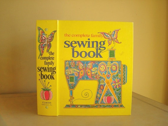 Complete Family Sewing Book, 1971
